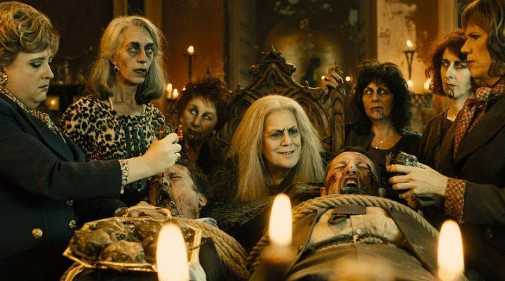 'Las brujas de Zugarramurdi'