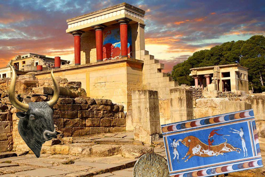 El ocaso de la civilización minoica