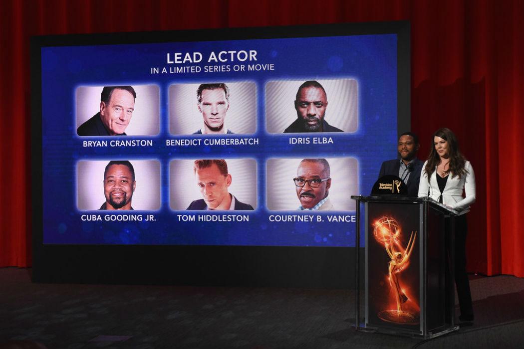 Actor Protagonista: Nominados