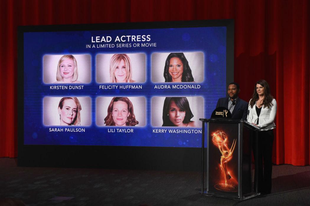 Actriz Protagonista: Nominadas