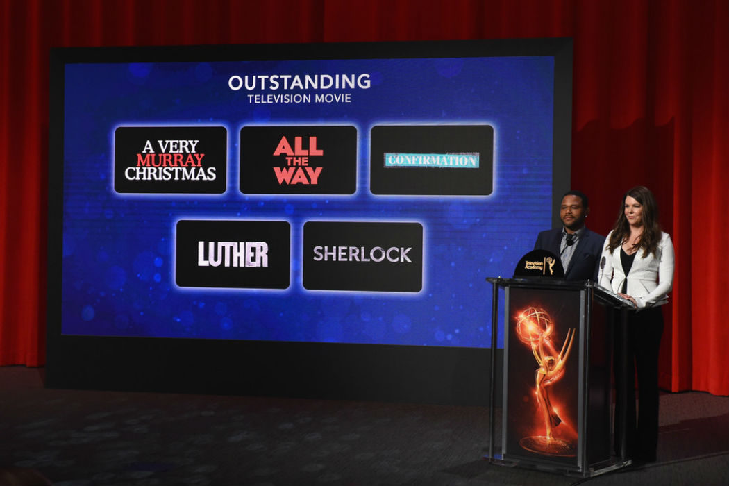 TV Movie: Nominadas