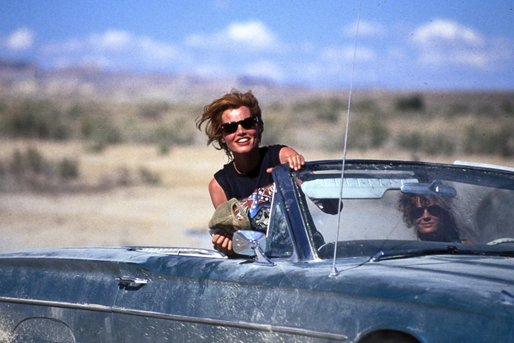 Louise Sawyer y Thelma Dickinson en 'Thelma & Louise'