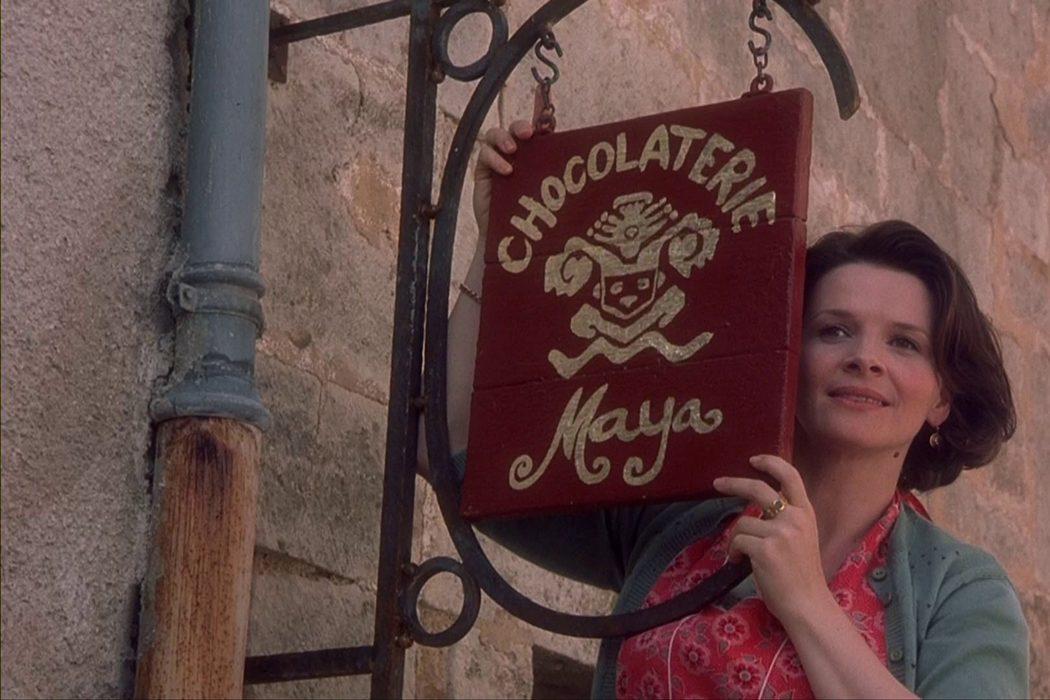 Vianne Rocher en 'Chocolat'