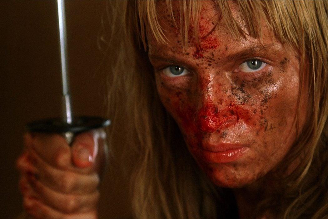 Beatrix Kiddo en 'Kill Bill'