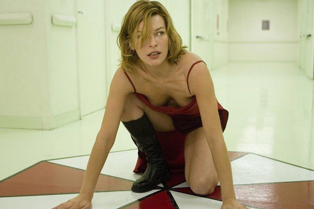 Alice Abernathy en 'Resident Evil'