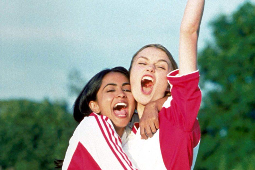 Jess y Jules en 'Quiero ser como Beckham'