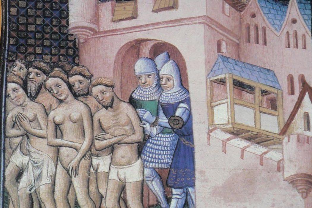 La cruzada contra los Cátaros