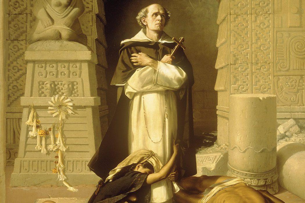 Bartolomé de las Casas, precursor de los derechos humanos