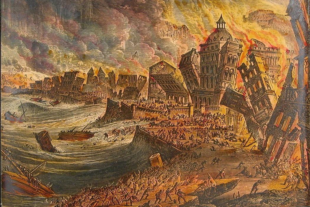 Lisboa, 1755: cuando el mundo tembló