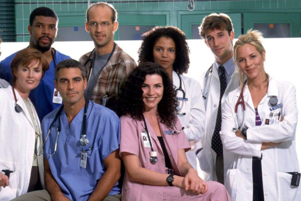 'Urgencias' - 22 Premios Emmy