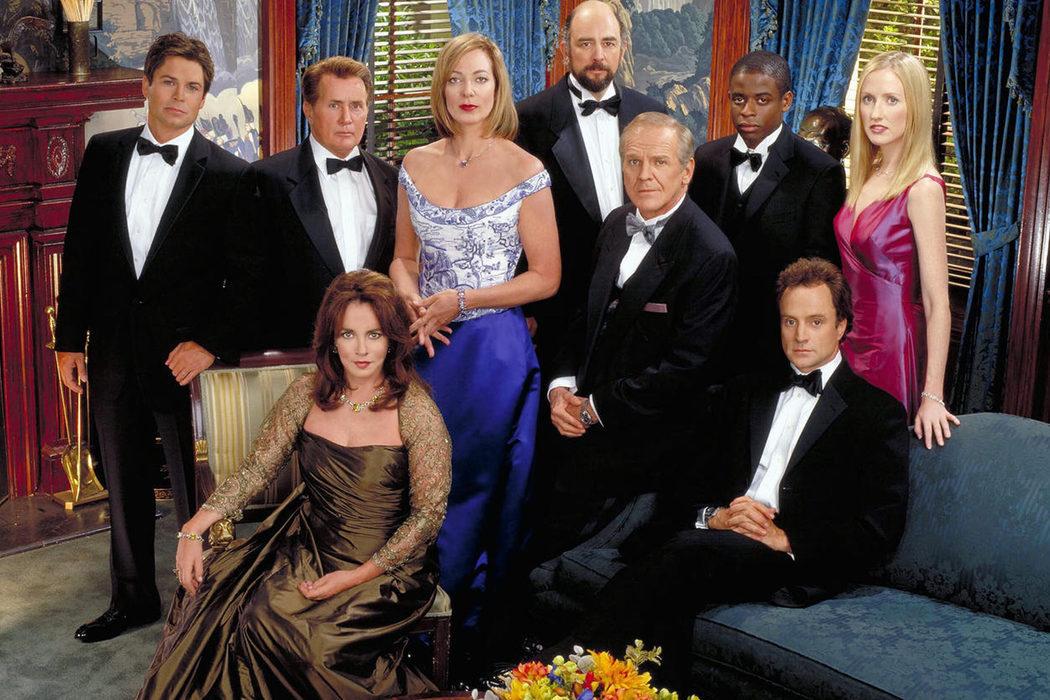 'El ala oeste de la Casa Blanca' - 26 Premios Emmy