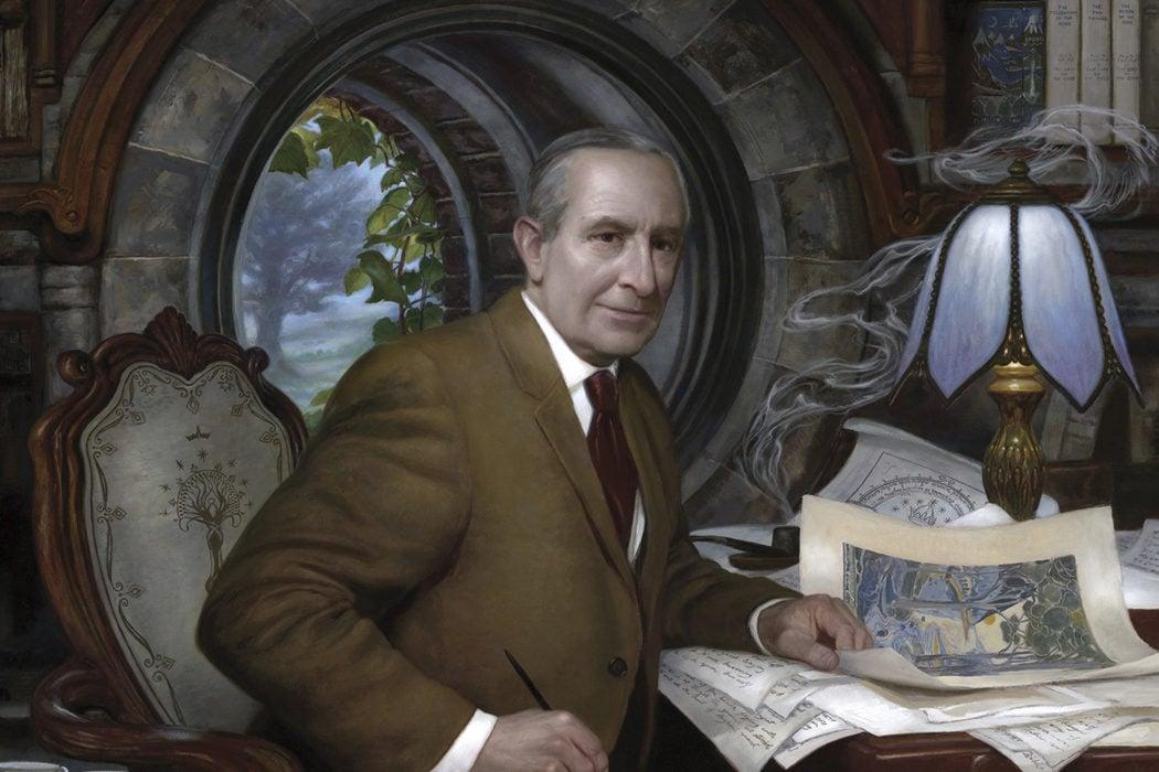 Tolkien, el padre de la mitología moderna