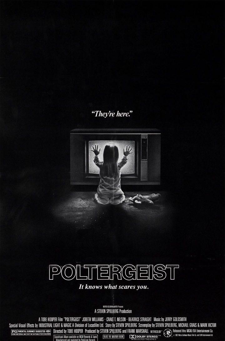 'Poltergeist: fenómenos extraños'