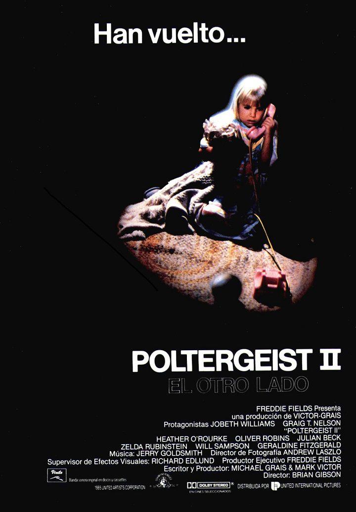 'Poltergeist II: El otro lado'