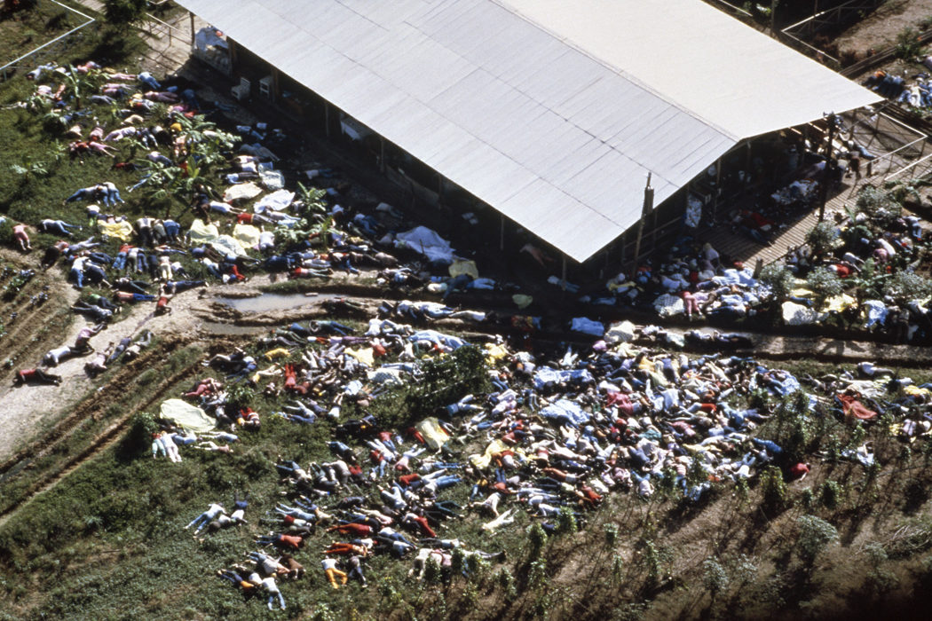 La tragedia de Jonestown
