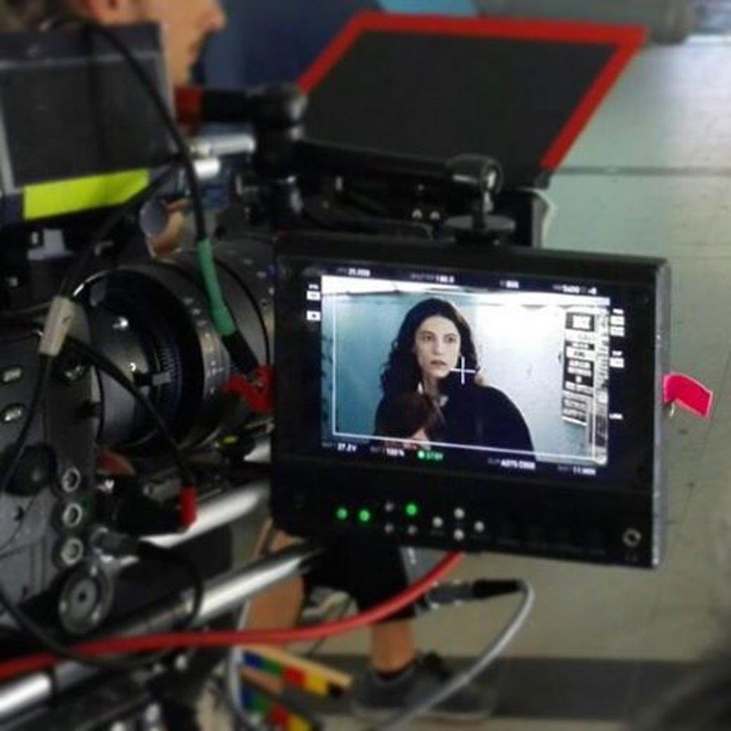 Irene Visedo retomando su papel de Inés Alcántara