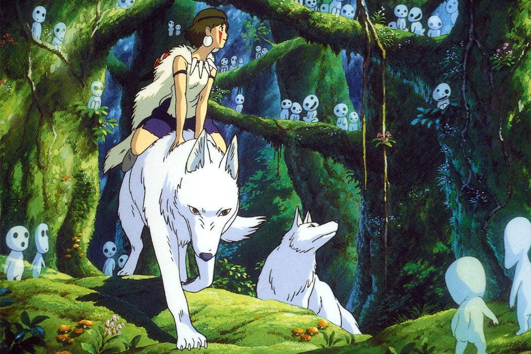 'La princesa Mononoke'