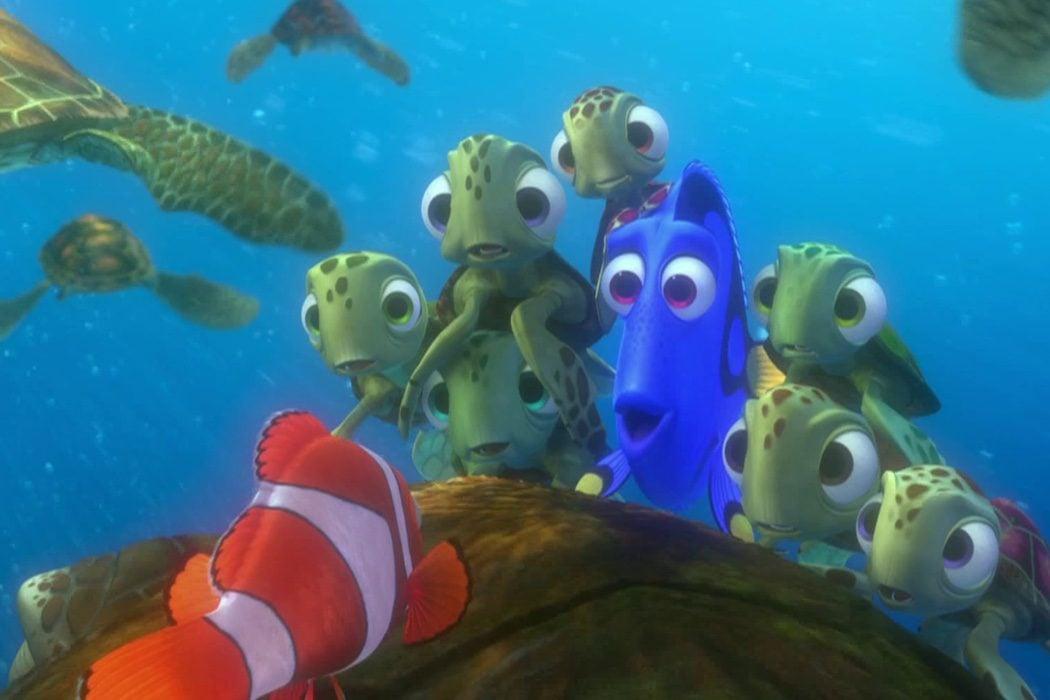 'Buscando a Nemo'