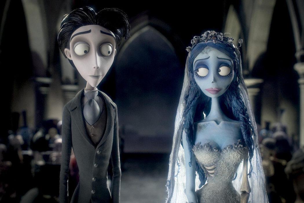 'La novia cadáver'