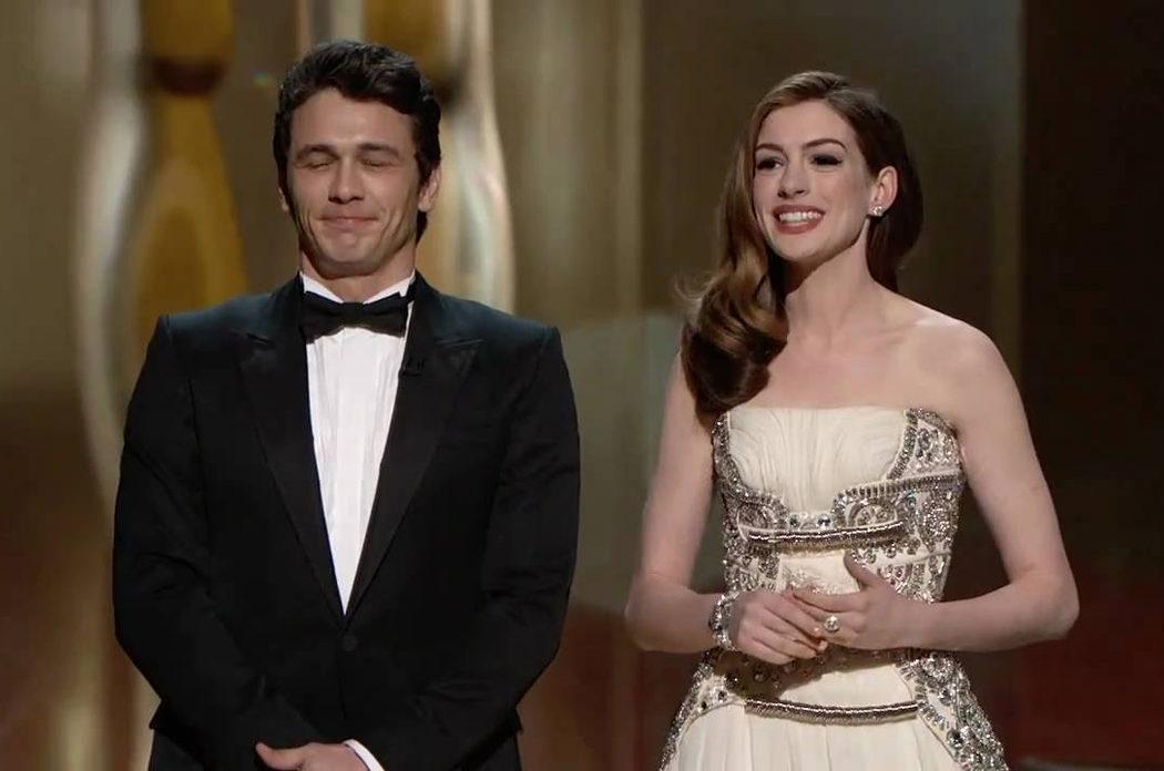 Presentadora de los premios Oscar