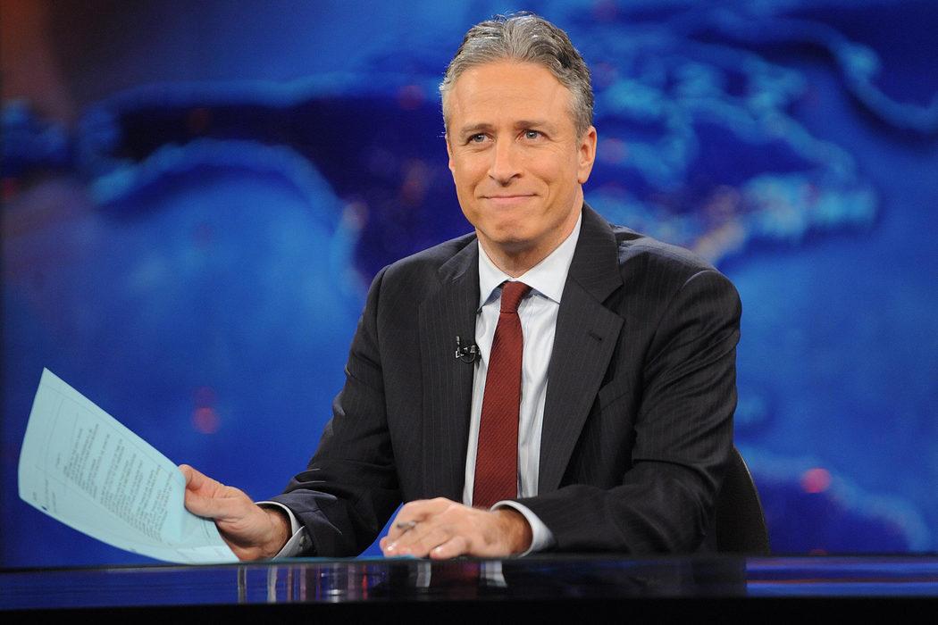 'Las noticias de Jon Stewart'