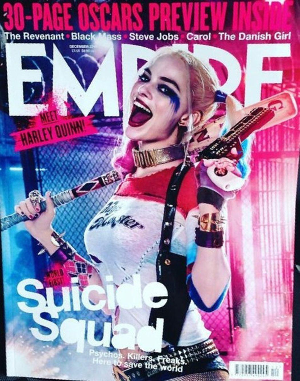 Harley Quinn en Empire