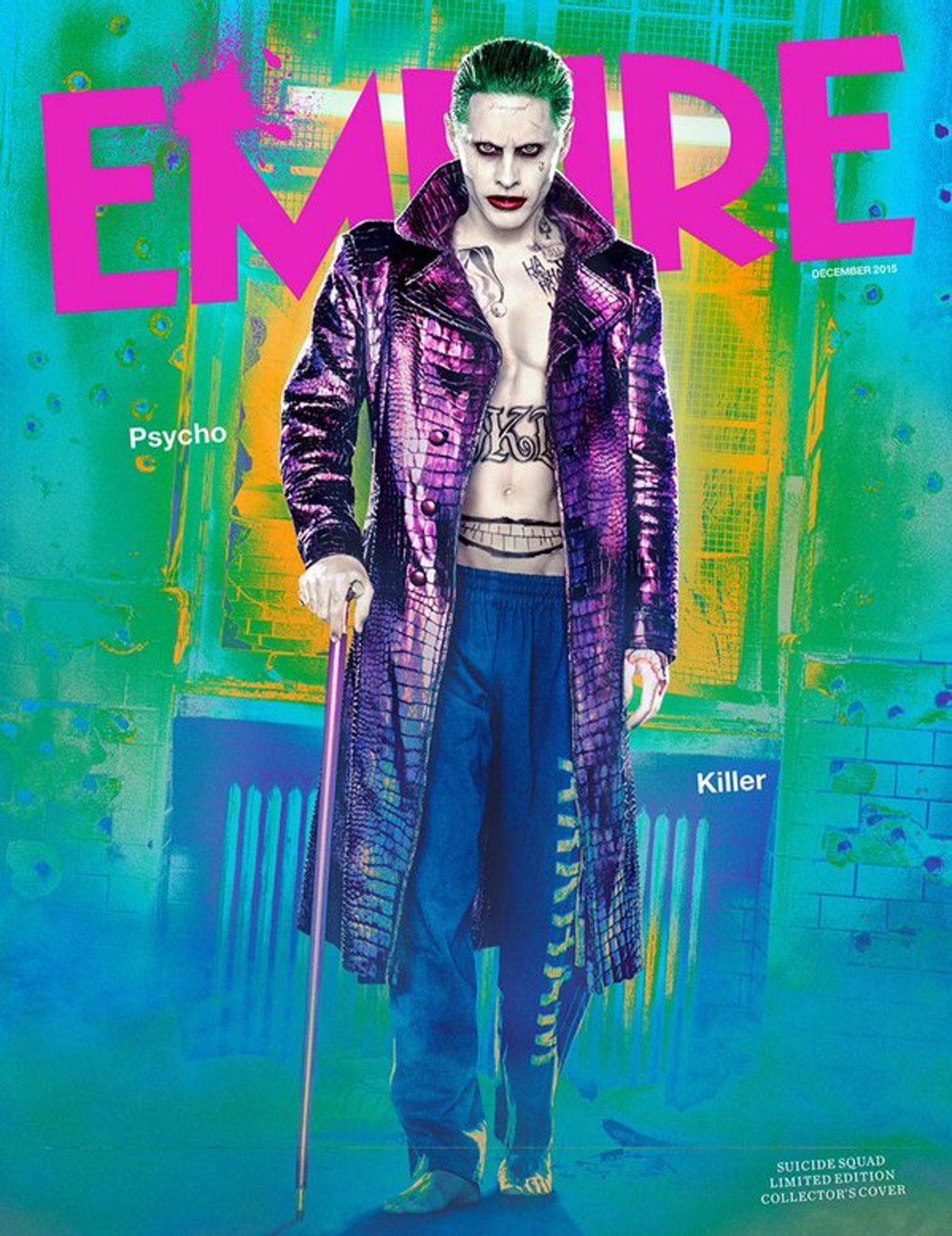 Más del Joker en Empire