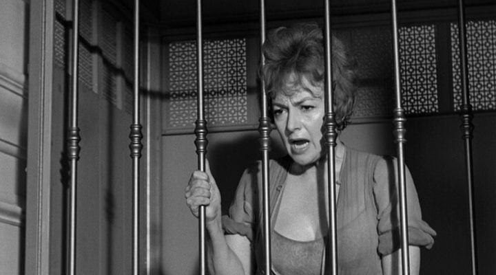 'Una mujer atrapada'
