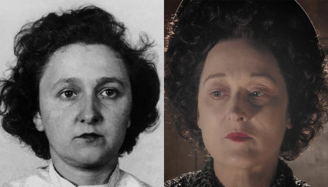 Ethel Rosenberg en 'Angels in America'