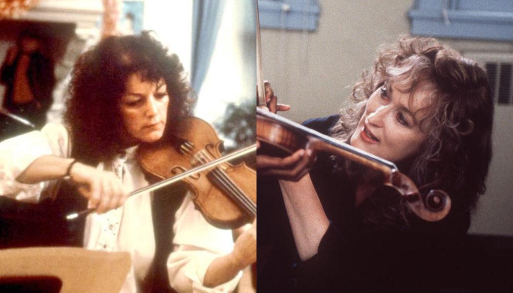 Roberta Guaspari en 'Música del corazón'