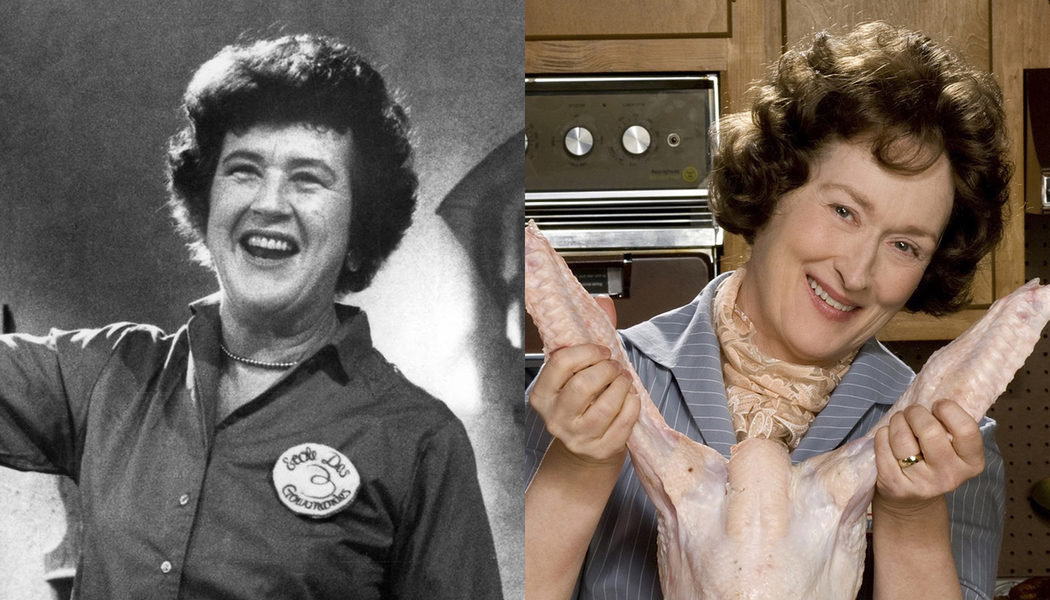 Julia Child en 'Julie y Julia'