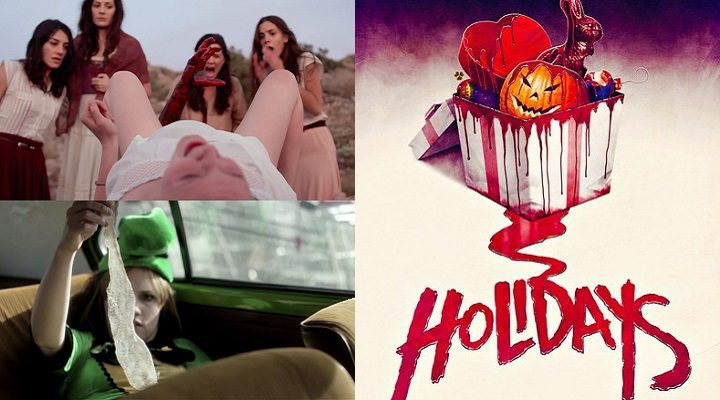 'St. Patrick's Day' + 'Mother's Day' ('Holidays')