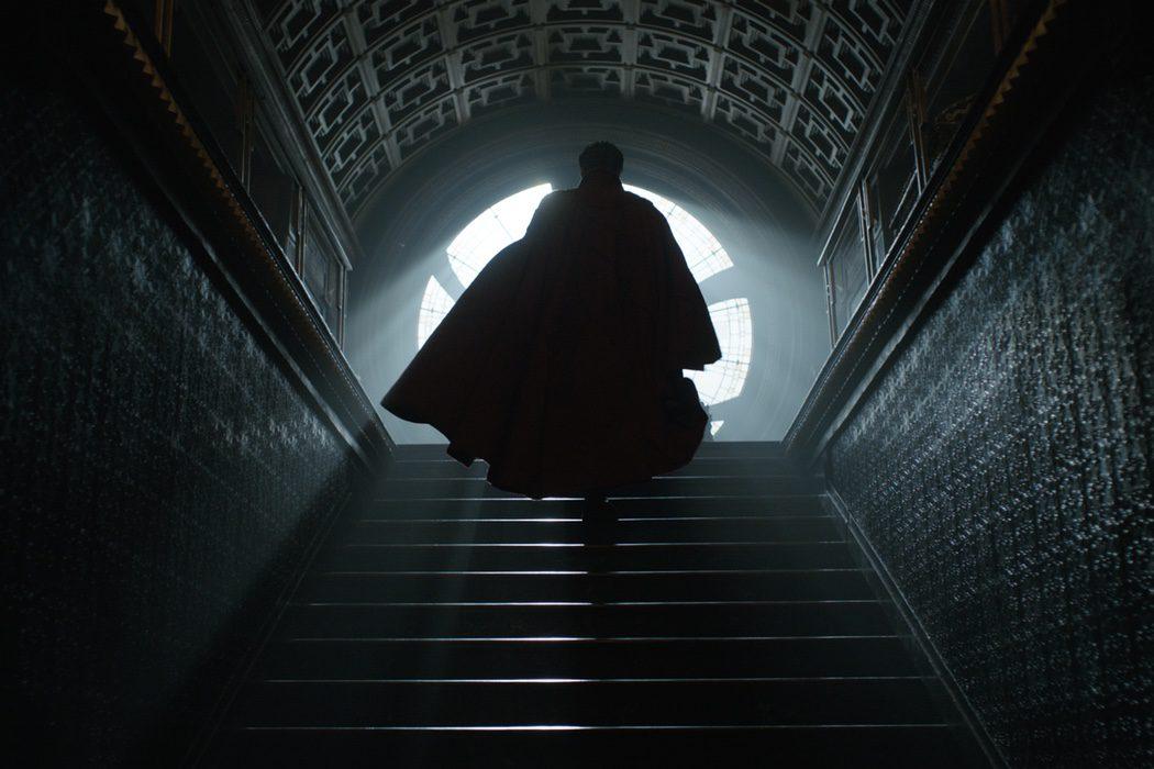 El almacén de Marvel