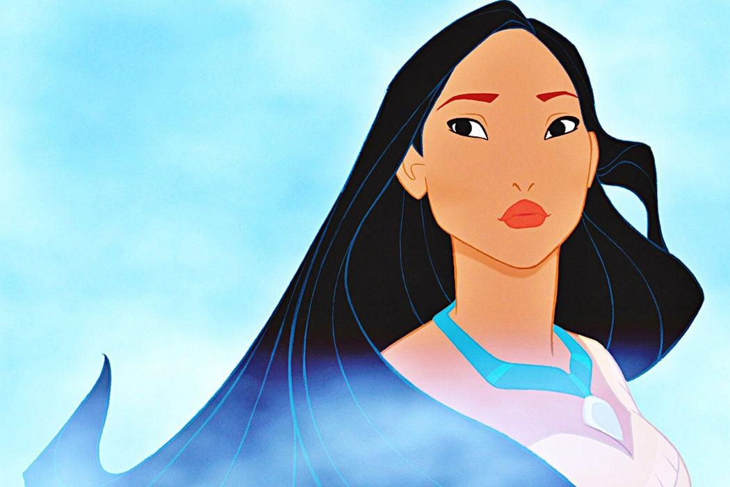'Pocahontas' (Mike Gabriel y Eric Goldberg, 1995)