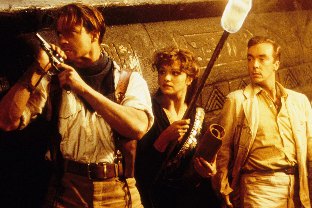 'La momia (The Mummy)' (Stephen Sommers, 1999)