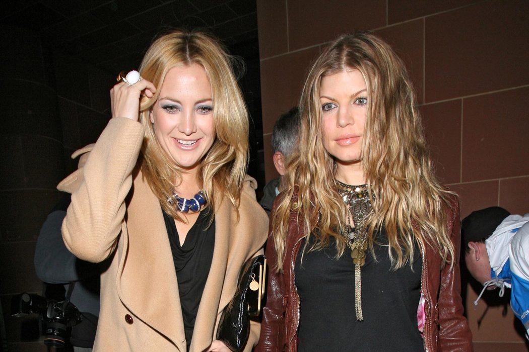 Kate Hudson y Fergie