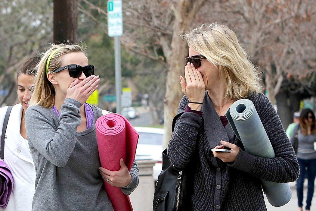 Naomi Watts y Reese Witherspoon