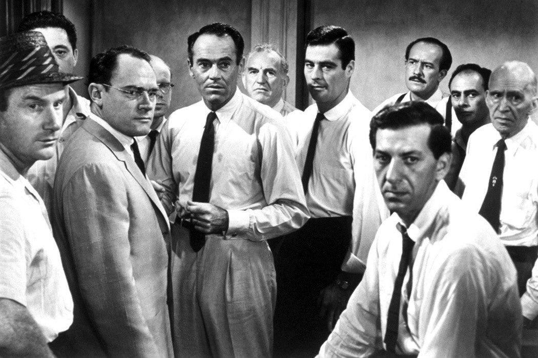 '12 hombres sin piedad'