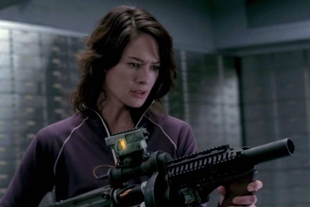 Sarah Connor ('Terminator: Las crónicas de Sarah Connor')
