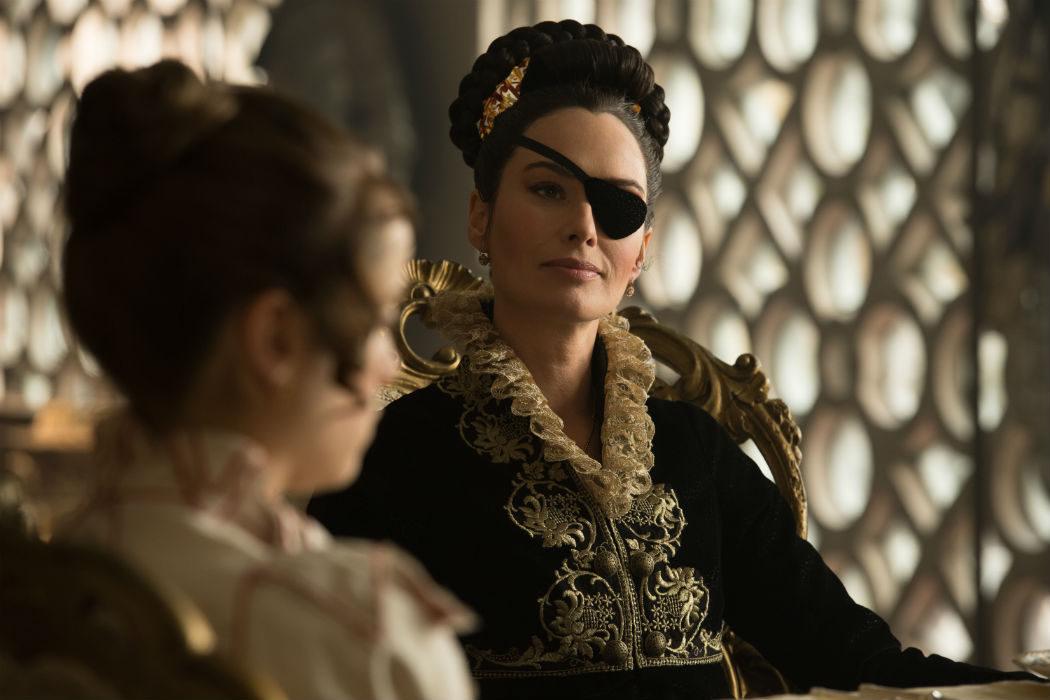 Lady Catherine de Bourgh ('Orgullo + Prejuicio + Zombis')
