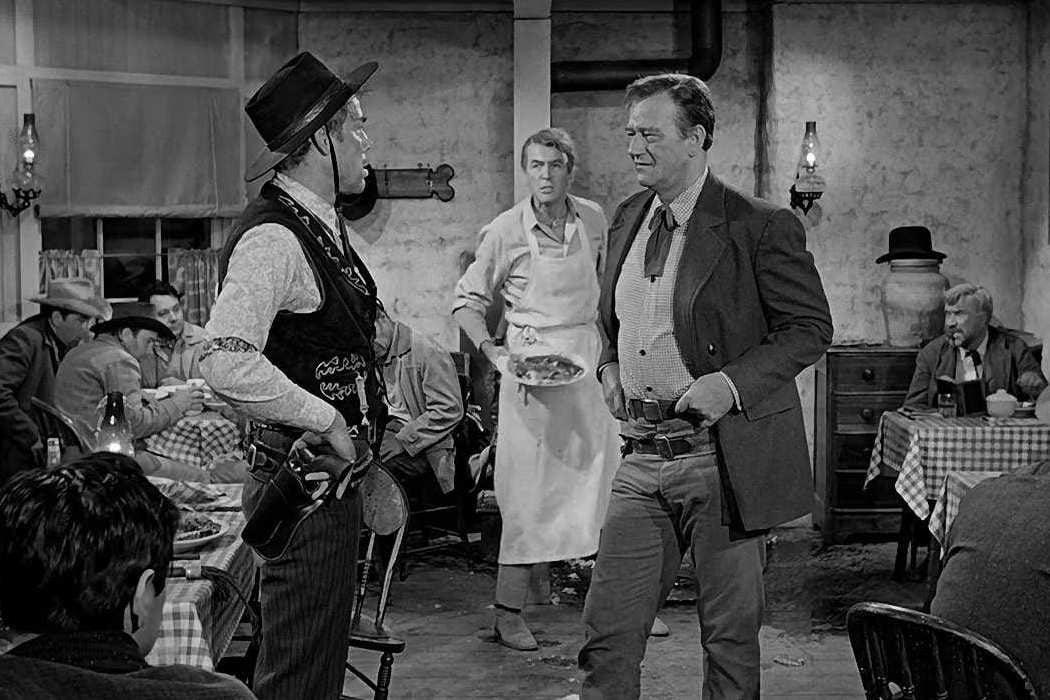 'El hombre que mató a Liberty Valance'