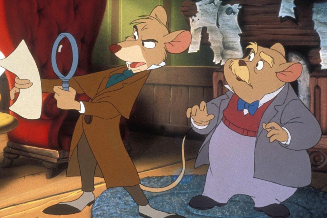 'Basil, el ratón superdetective'