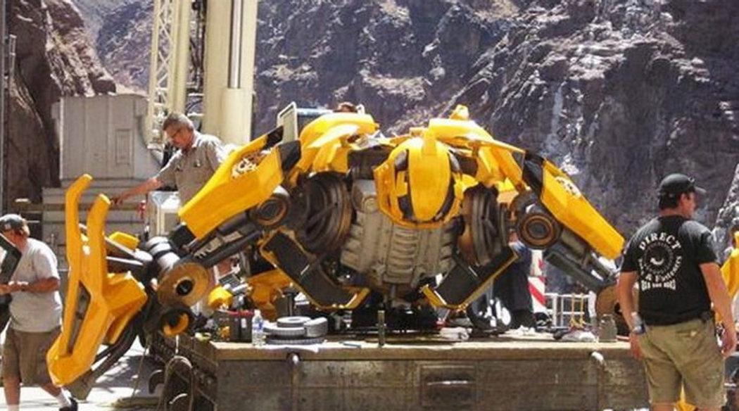 'Transformers' (2007)