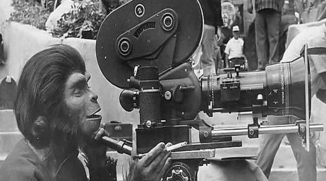 'El planeta de los simios' (1968)