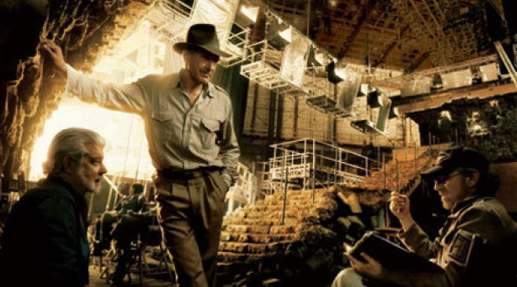 'Indiana Jones y La Última Cruzada' (1989)