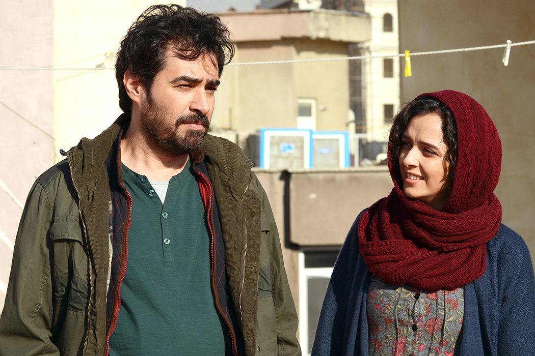 Irán - 'El viajante'