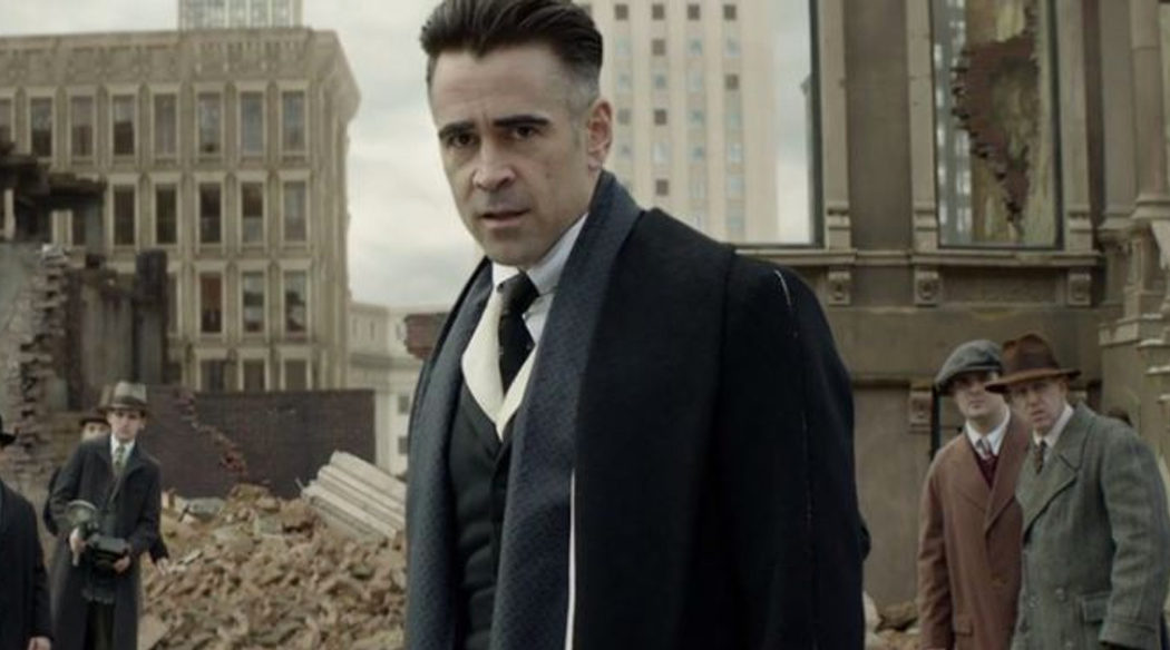 Colin Farrell (Percival Graves)