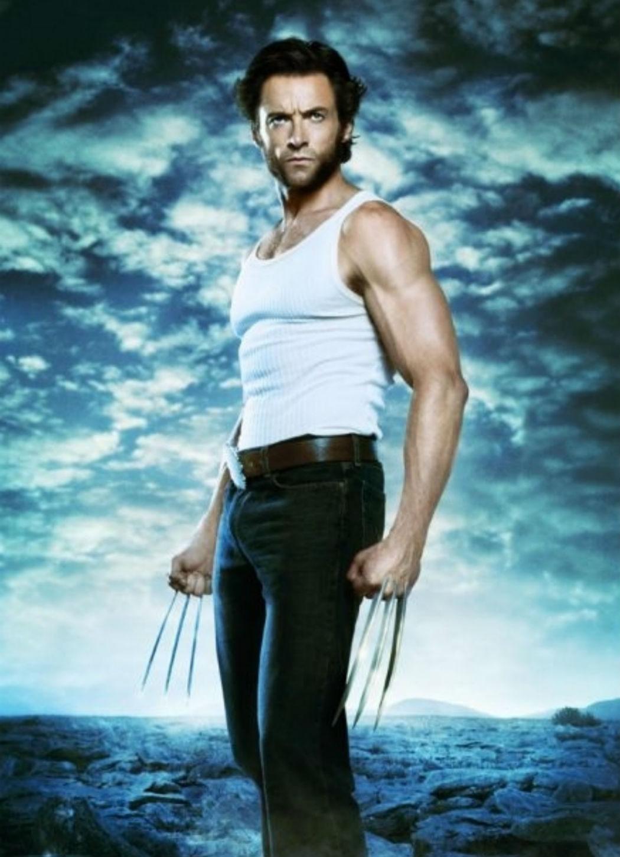 Hugh Jackman ('X-Men', 'Lobezno')