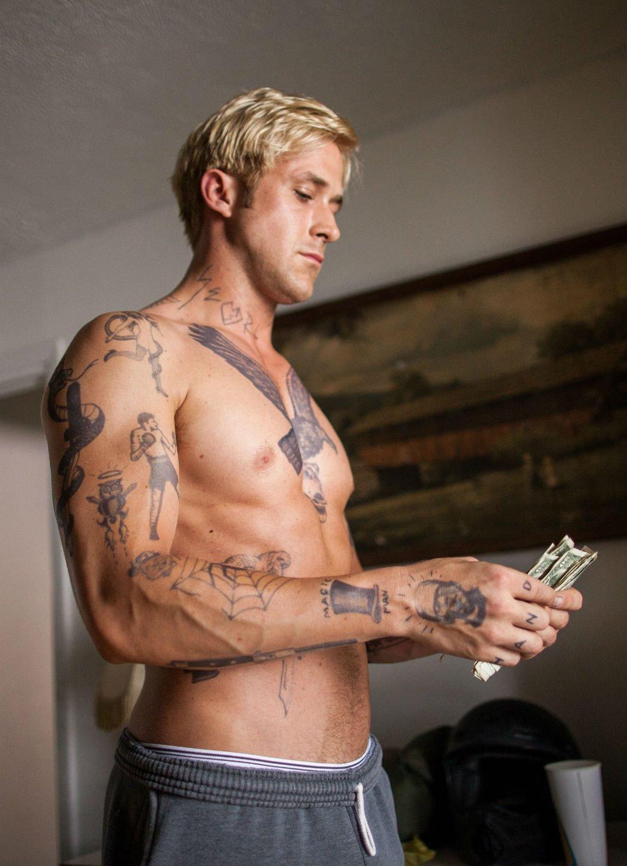 Ryan Gosling ('Cruce de caminos')