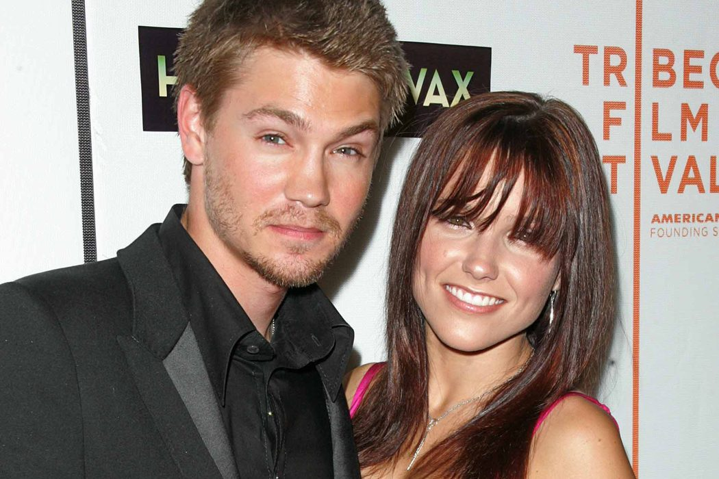 Chad Michael Murray y Sophia Bush